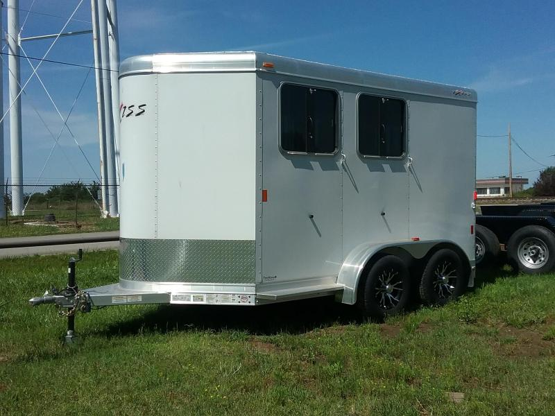 2015 Exiss Trailers Exiss Express SS Horse Trailer
