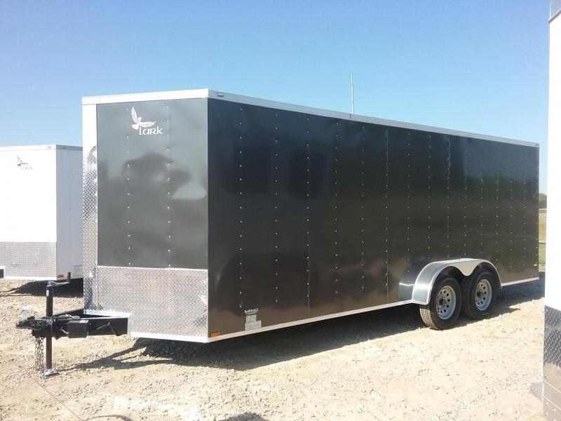 2018 Lark CT7X20TA Enclosed Cargo Trailer