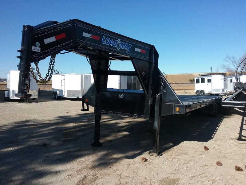 2016 Load Max GN2410234 Flatbed Trailer