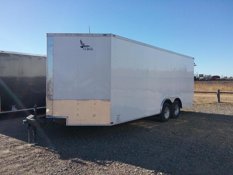 2018 Lark CT85X20TA Enclosed Cargo Trailer