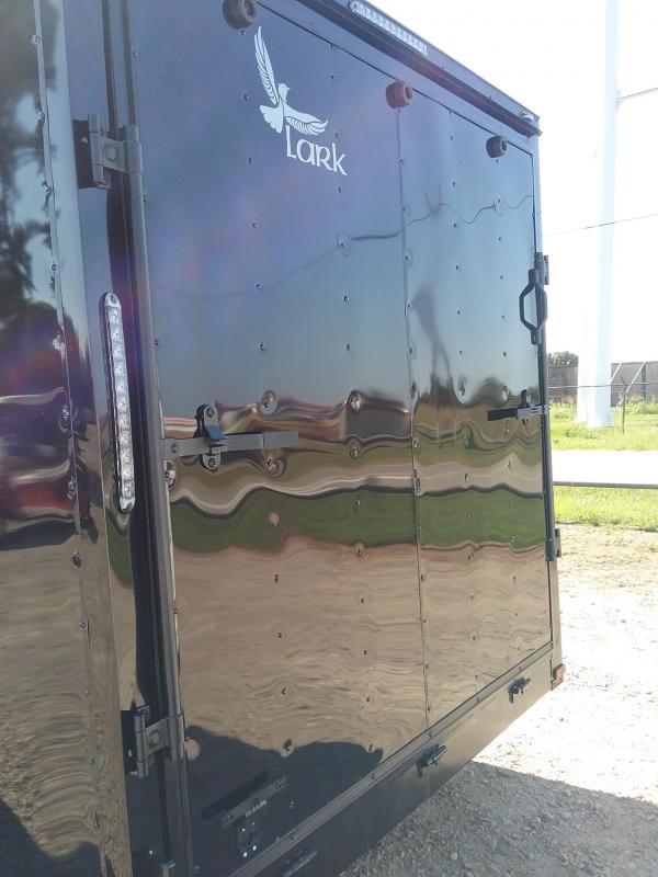 2018 Lark CT7X16TA Enclosed Cargo Trailer