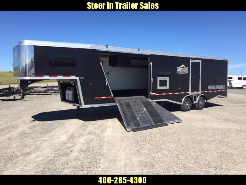 2017 Logan Coach Horse Power ZBROS Edition Snowmobile Trailer