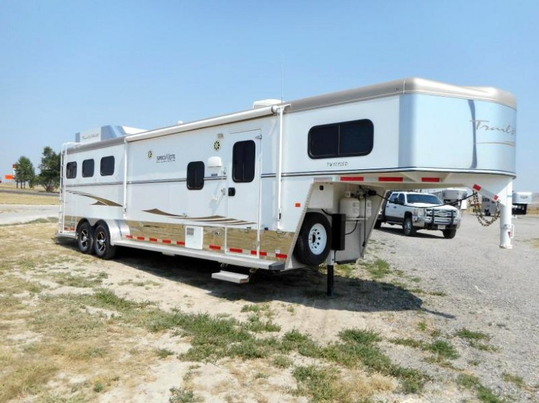 2014 Trails West Horse