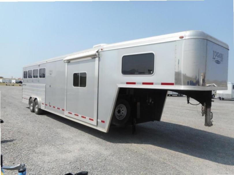 2012 Logan Coach Horse