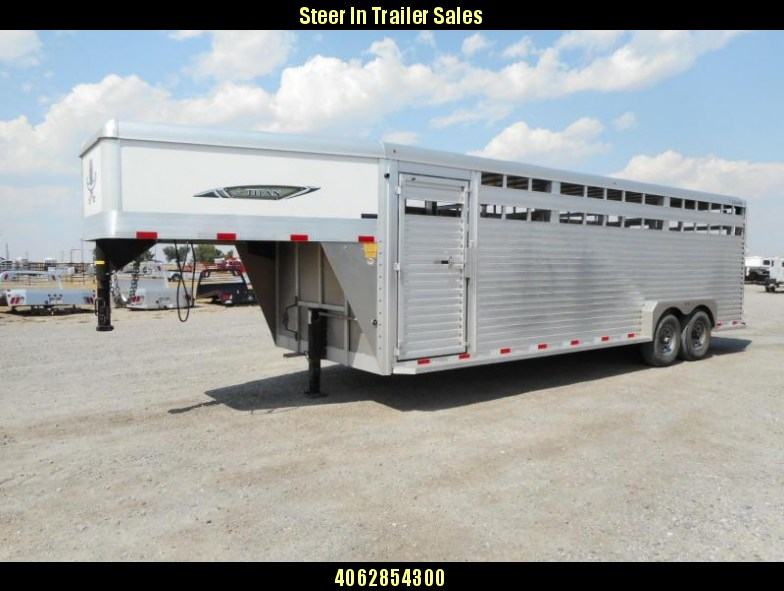 2015 Titan Livestock