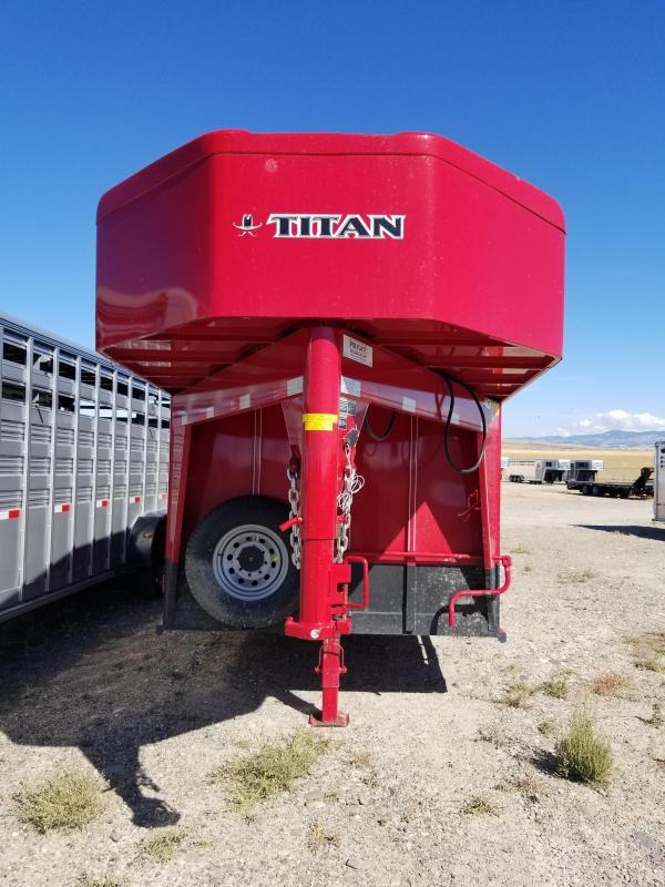 2017 Titan 22 stock combo