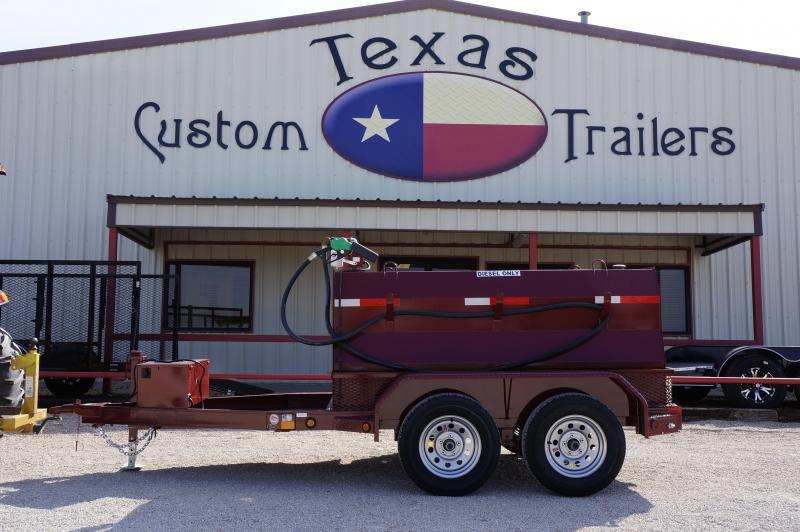 2019 East Texas Diesel Trailer w/ 600 Gal Tank