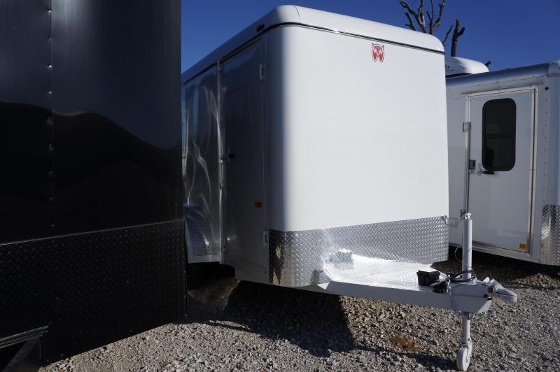 2019 W-W Trailer 12 X 6 Enclosed Cargo Trailer