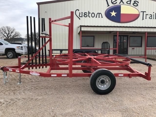2018 Red River Carrier Laydown Other Trailer