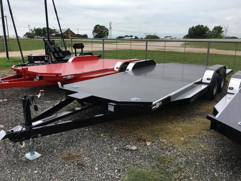 102 Ironworks and P and T Trailers Car / Racing Trailers for sale ...
