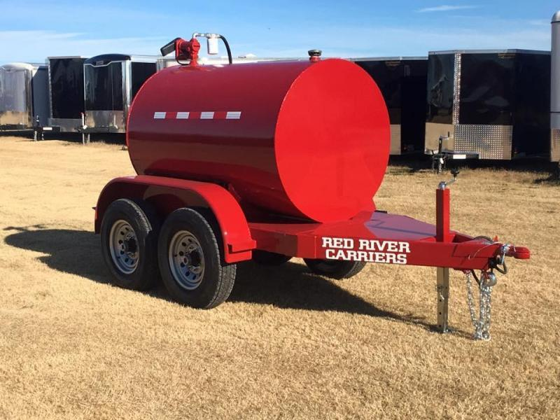 2016 Circle D 500 Gallon Fuel Trailer