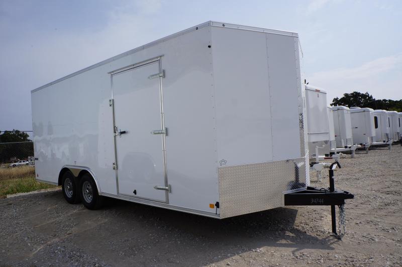 2019 Continental Cargo 8.5'X20' V-Series Enclosed Cargo Trailer