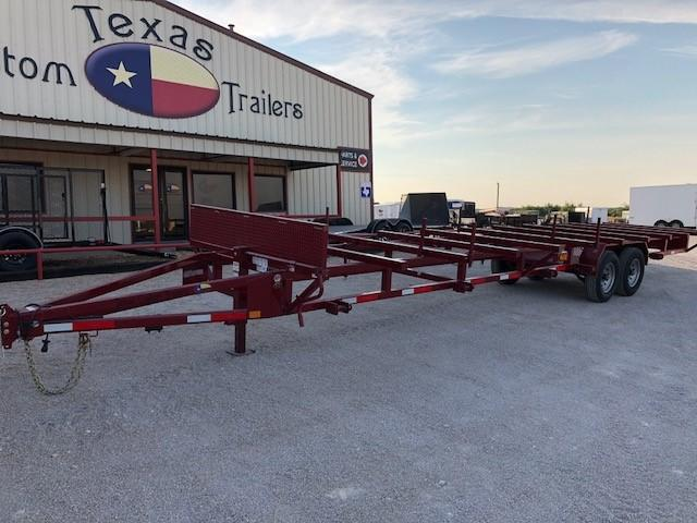 2018 East Texas 84 X 32 Pipe Trailer 14K