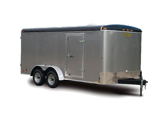 2018 Continental Cargo 7'x14' Tailwind Enclosed Cargo Trailer