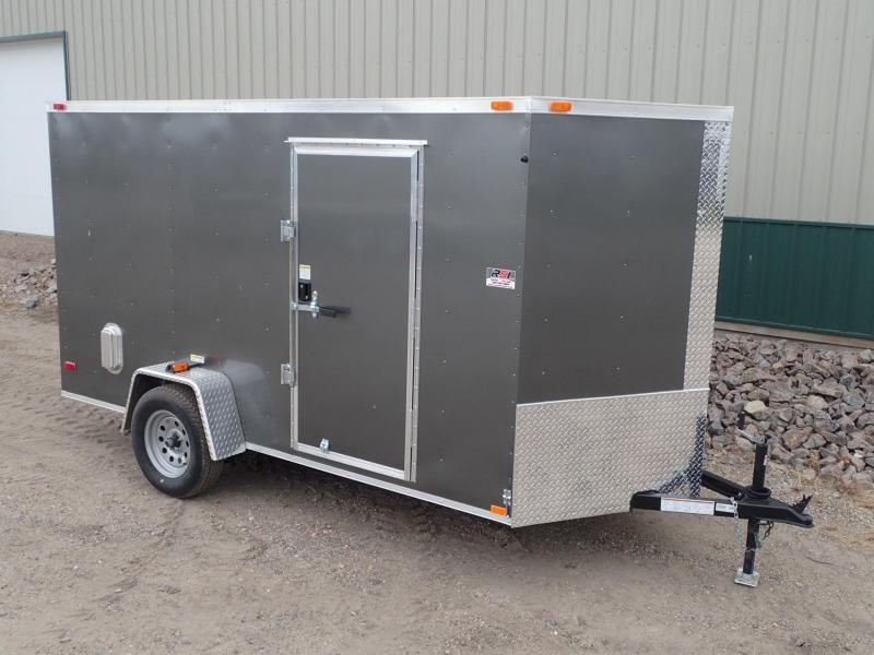 2018 6'x12' ABC Enclosed Trailer