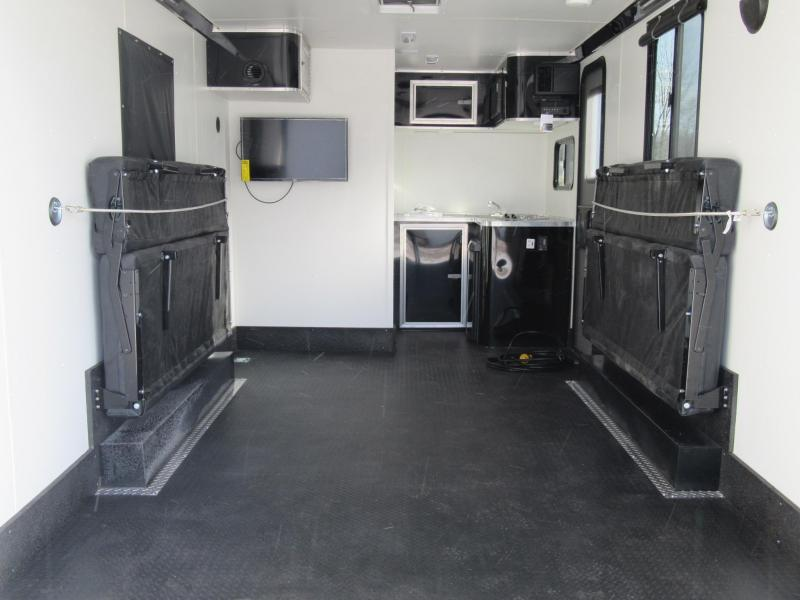 2019 8.5'x20' Stealth Nomad Enclosed Toy Hauler