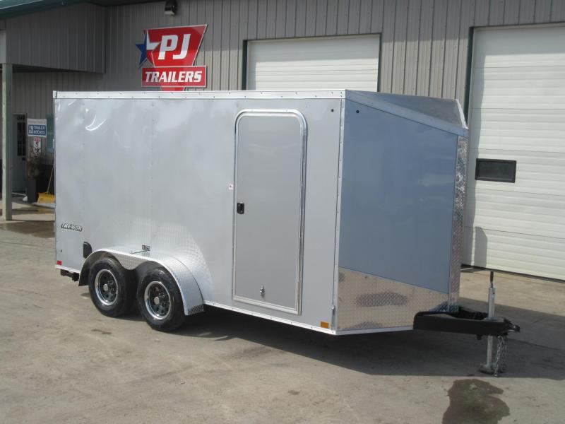 2019 7'x14' Impact Enclosed Trailer
