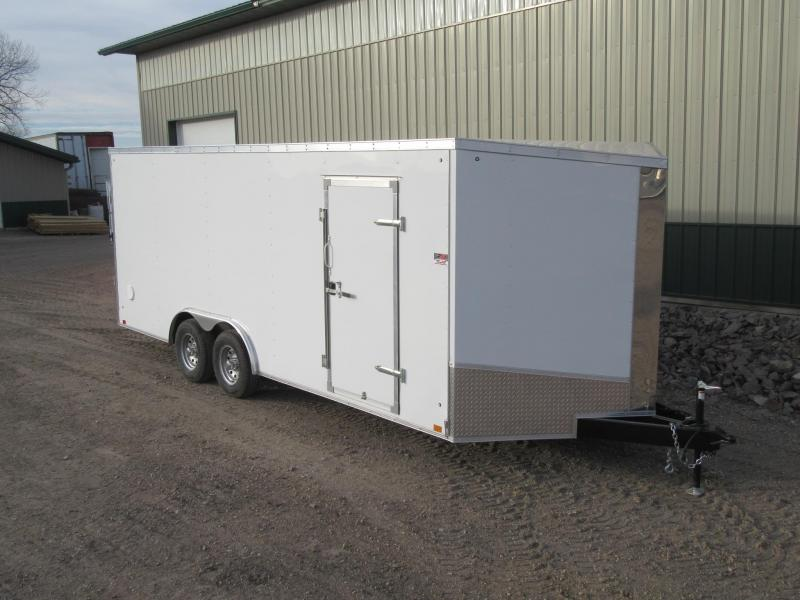2018 8.5'x20' Discovery Enclosed Trailer
