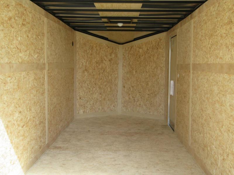 2020 Stealth Trailers Titan Enclosed Cargo Trailer
