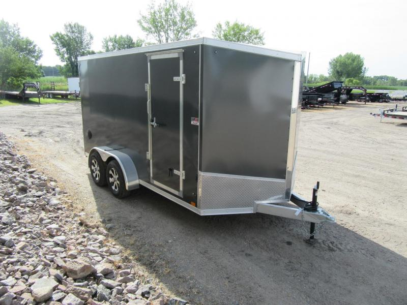 2020 Discovery Trailers Aluminum Enclosed Enclosed Cargo Trailer