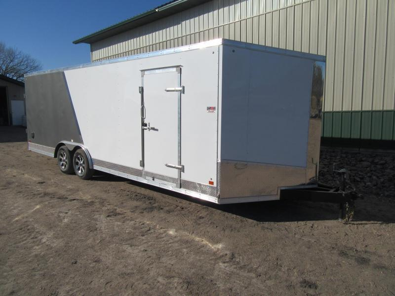 2019 8.5'x24' Discovery Enclosed Carhualer