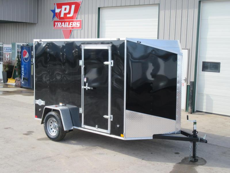 2019 6'x10' Stealth Enclosed Trailer