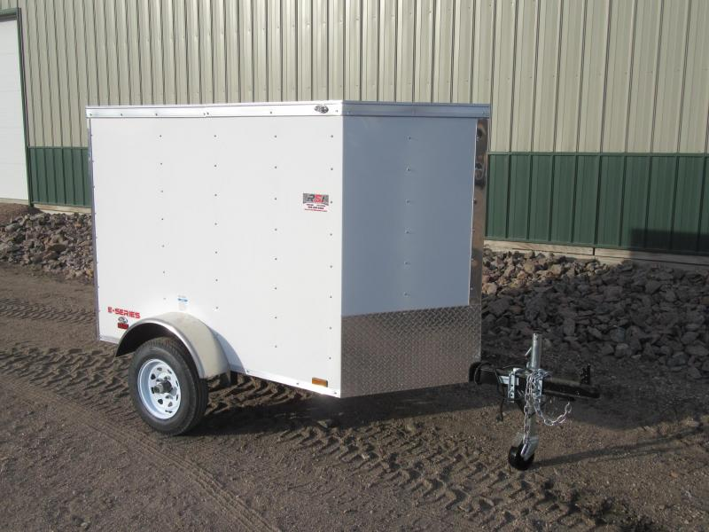 2018 4'x6' Cargo Mate Enclosed Cargo Trailer