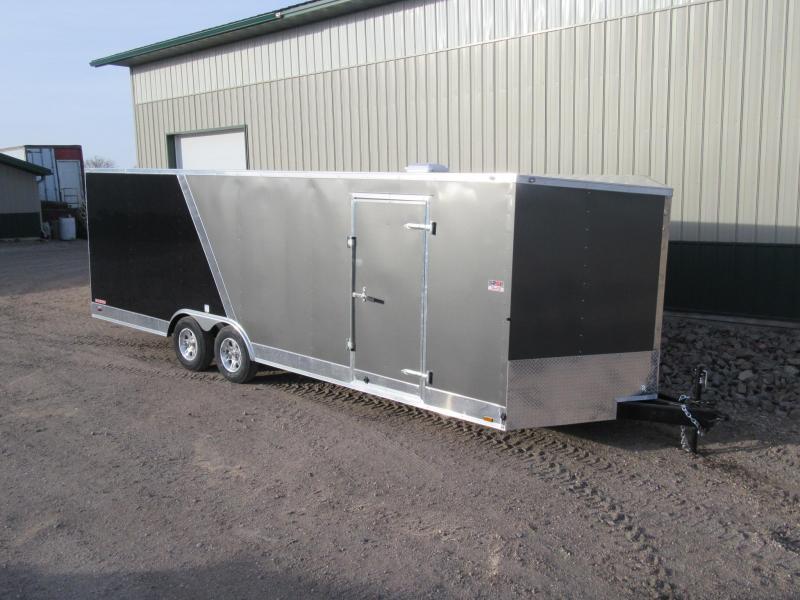 2018 8.5'x24' Cargo Mate Enclosed Carhauler
