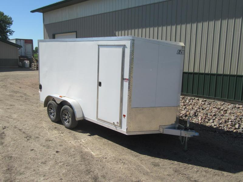 2019 7'x14' EZ Hauler Aluminum Enclosed Trailer