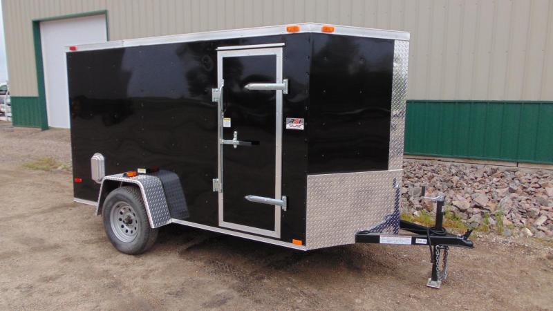 2017 5'x10' ABC Enclosed Trailer