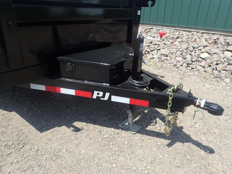 2020 PJ Trailers D3 Medium Duty Dump Dump Trailer