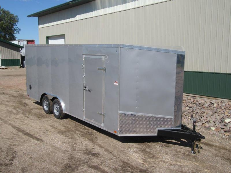 2018 8.5' x 20' Discovery Enclosed Cargo Trailer