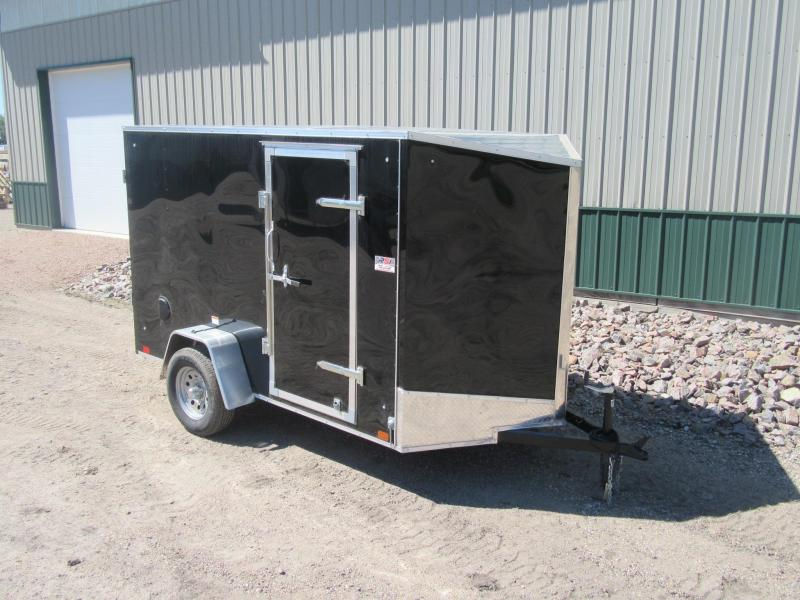 2019 6'x10' Discovery Enclosed Trailer