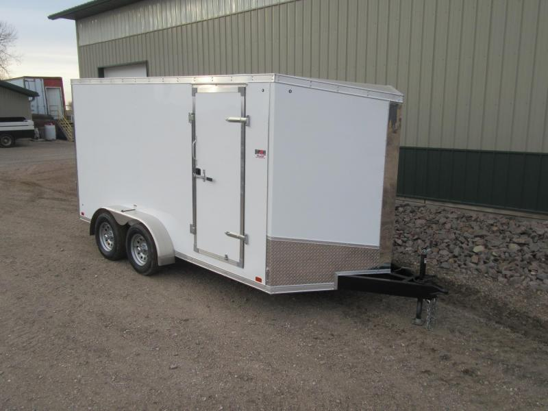 2018 7'x14' Discovery Enclosed Trailer