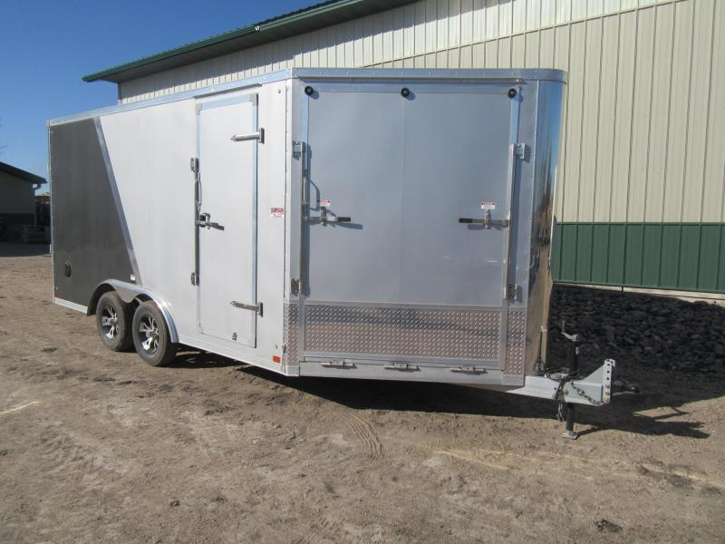 2019 8.5'x20' Discovery Aluminum Enclosed Trailer