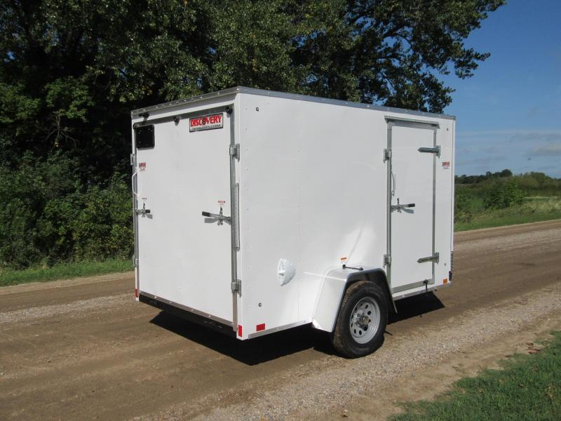 2020 Discovery Trailers Cargo Enclosed Cargo Trailer