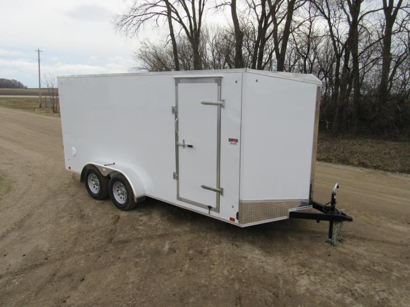 2020 Discovery Trailers Cargo Trailer Enclosed Cargo Trailer