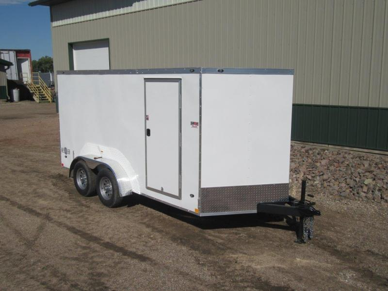 2018 7'x14' Stealth Mustang Enclosed Trailer