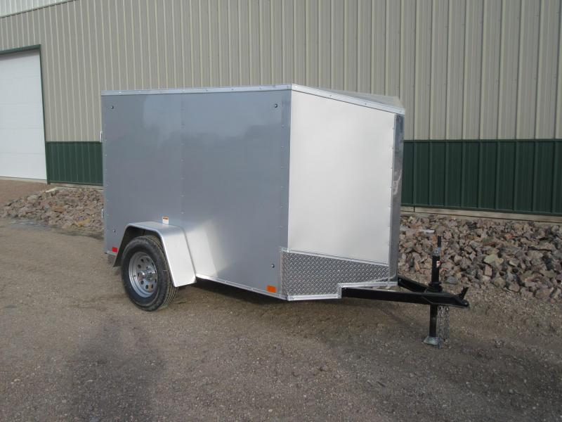 2018 5'x8' Discovery Enclosed Trailer
