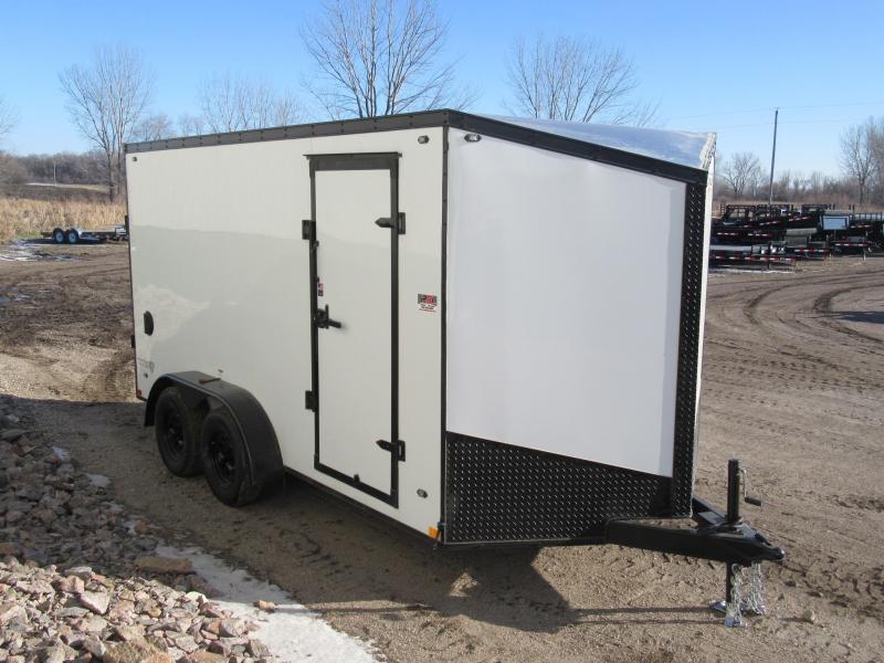 2019 7'x14' Stealth Enclosed Cargo Trailer