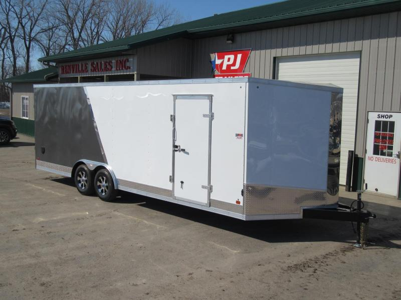 2020 8.5'x24' Discovery Enclosed Carhauler