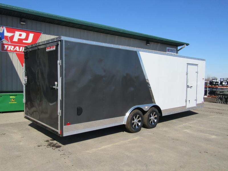 2020 8.5'x24' Discovery Enclosed Carhauler
