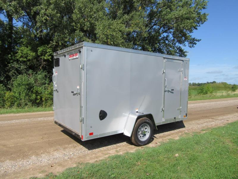 2020 Discovery Trailers Rover SE Enclosed Cargo Trailer
