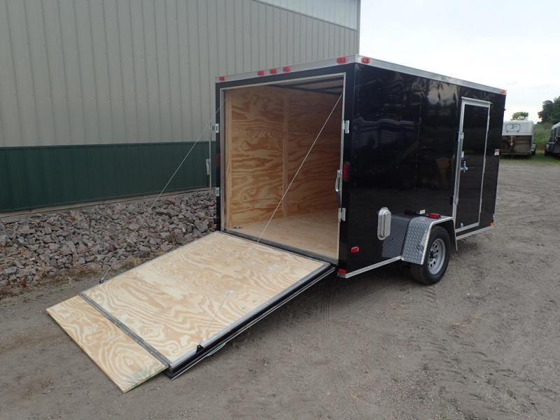 2018 ABC Enclosed Trailer Enclosed Cargo Trailer