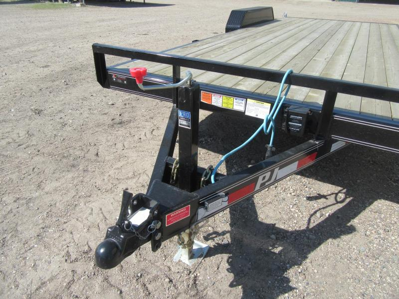 "2020 PJ Trailers 5"" Channel Equipment Equipment Trailer"