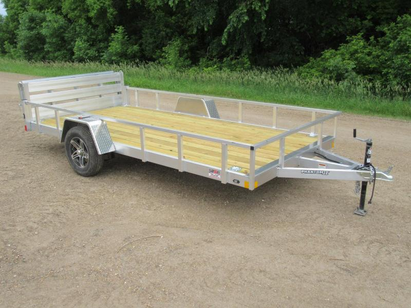 2020 Stealth Trailers Phantom Utility Utility Trailer