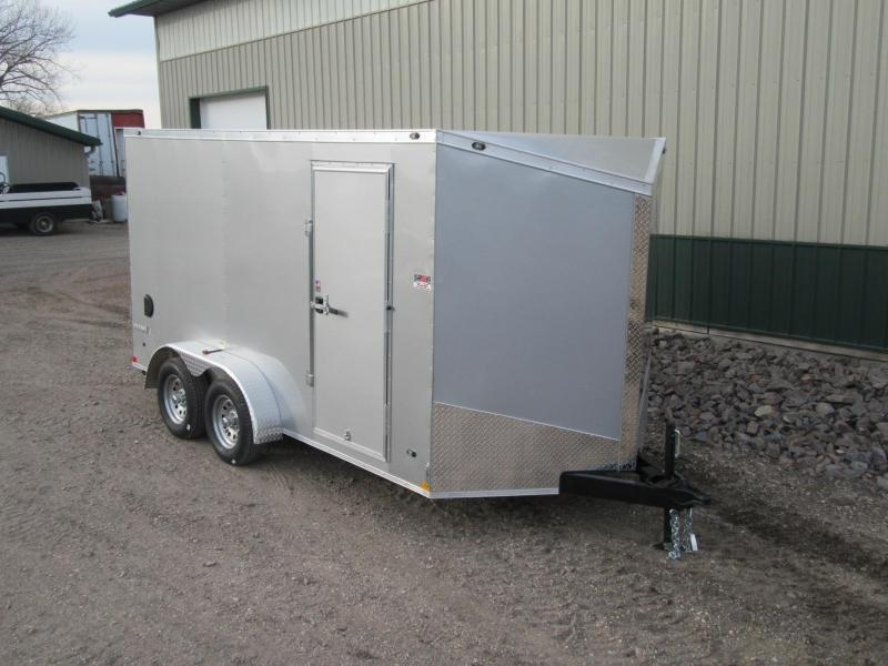 2018 7'x14' Stealth Titan Enclosed Trailer
