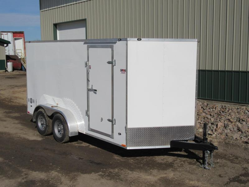 2018 7x14 Stealth Enclosed Trailer