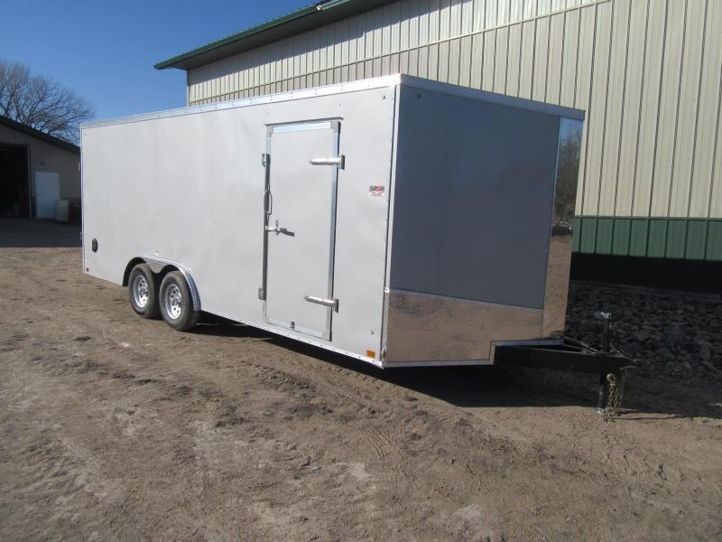 2019 8.5'x20' Discovery Enclosed Trailer