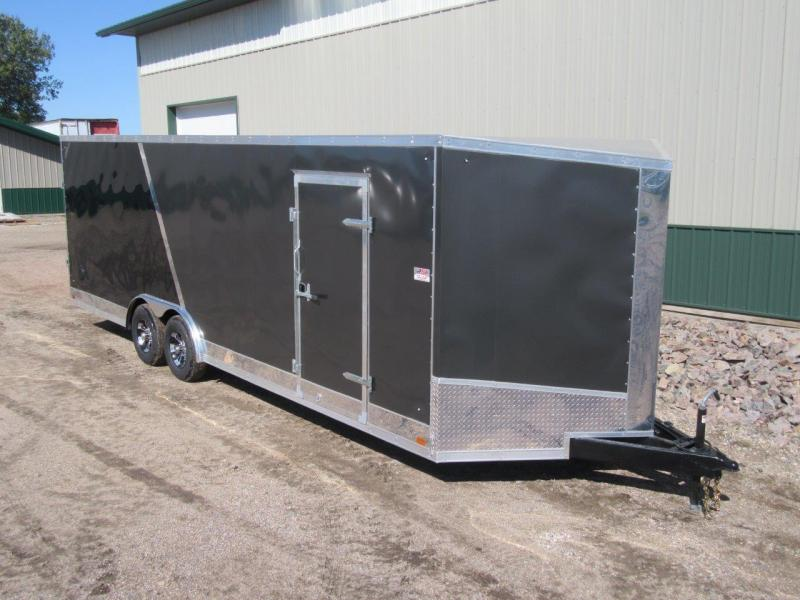 2018 8.5'x24' Discovery Enclosed Car Trailer